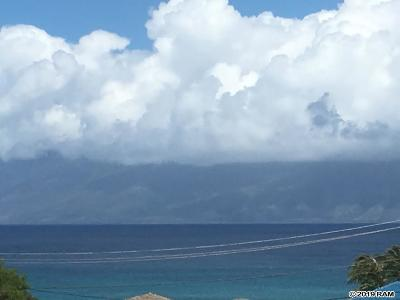 Lahaina Residential Lots & Land For Sale: 5194 Lower Honoapiilani Rd #Lot A,