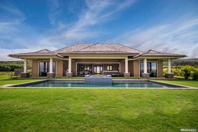 Single Family Home For Sale: 2132 Aina Mahiai St