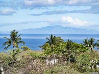 Kihei Residential Lots & Land For Sale: 26 Halapa Pl #lot 5