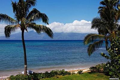 Maui County Condo/Townhouse For Sale: 4531 Lower Honoapiilani Rd #2