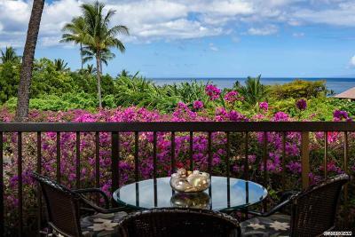Maui County Condo/Townhouse For Sale: 3300 Wailea Alanui Dr #53D