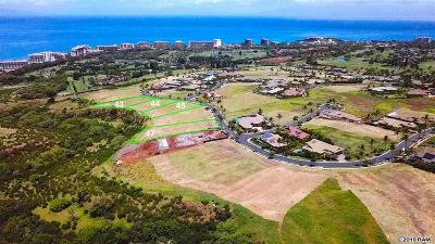 Residential Lots & Land For Sale: 484 Anapuni Loop #Lanikeha