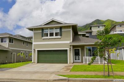 Wailuku Single Family Home For Sale: 125 Lili Lehua St #46