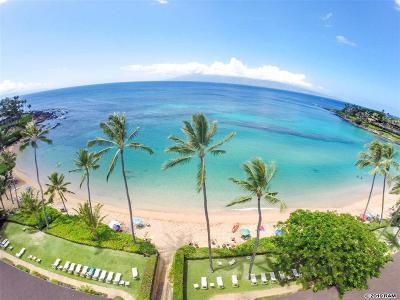 Maui County Condo/Townhouse For Sale: 53 Hui Dr #214