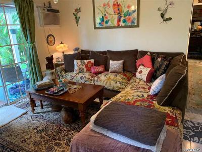 Kihei HI Condo/Townhouse For Sale: $400,000