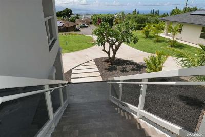 Single Family Home For Sale: 35 Mohala Pl #Unit A
