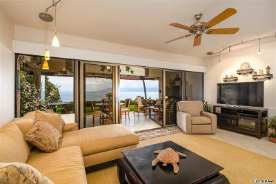 Condo/Townhouse For Sale: 4007 Lower Honoapiilani Rd #101