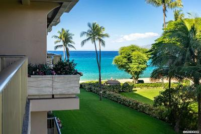 Condo/Townhouse For Sale: 2481 Kaanapali Pkwy #420