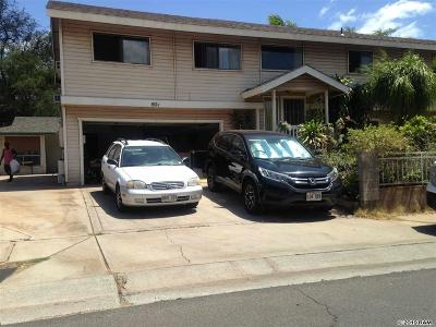 Kihei HI Single Family Home For Sale: $899,000