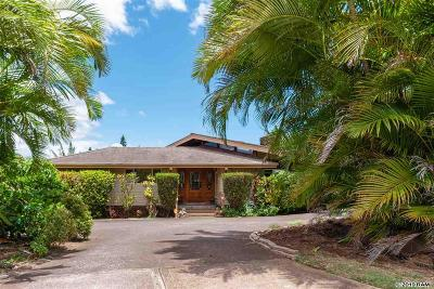 Single Family Home For Sale: 2890 Iolani St