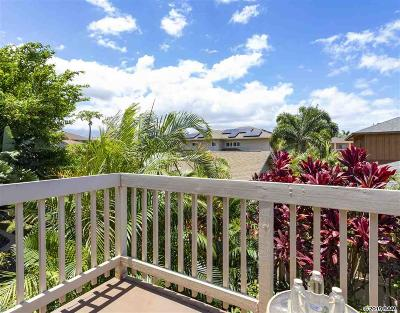 Kihei Condo/Townhouse For Sale: 140 Uwapo Rd #18-204
