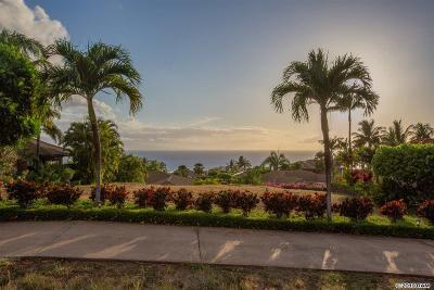 Maui County Residential Lots & Land For Sale: 165 Welau Way #A-9