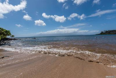 Maui County Condo/Townhouse For Sale: 5315 Lower Honoapiilani Rd #E-142