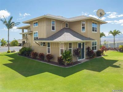 Wailuku HI Single Family Home For Sale: $975,000