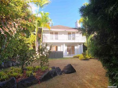 Single Family Home For Sale: 2811 Liholani St #15
