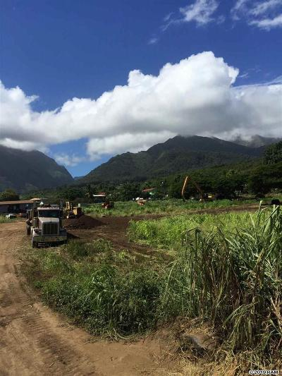 Maui County Residential Lots & Land For Sale: 1503 Piihana Rd