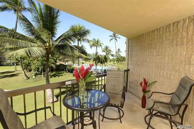 Maui County Condo/Townhouse For Sale: 1032 S Kihei Rd #A215
