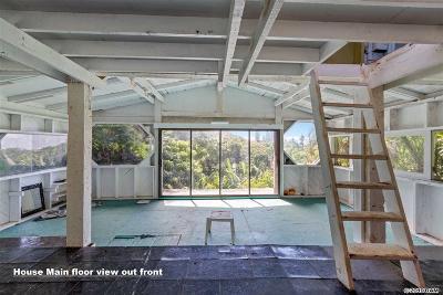 Haiku Single Family Home For Sale: 400 N Honokala Stream Rd