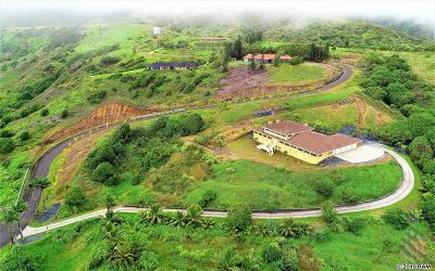 Wailuku Single Family Home For Sale: 54 Hulumanu Pl