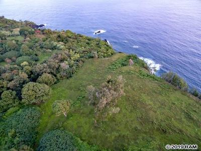 Maui County Residential Lots & Land For Sale: Hana Hwy