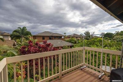Maui County Condo/Townhouse For Sale: 140 Uwapo Rd #18-204