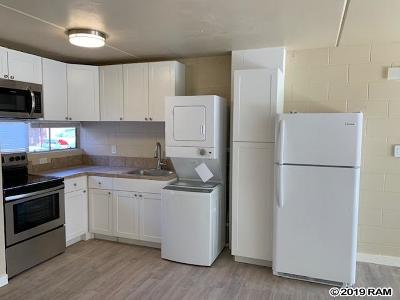 Maui County Condo/Townhouse For Sale: 3676 Lower Honoapiilani Rd #G102