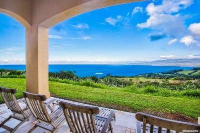 Maui County Single Family Home For Sale: 15 Lahaole Pl