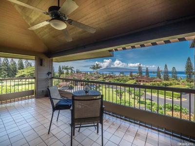 Maui County Condo/Townhouse For Sale: 50 Puu Anoano St #1604