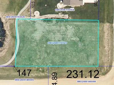 Residential Lots & Land For Sale: 1399 231st Road