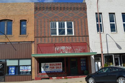 Boone County Commercial For Sale: 325 W Walnut Street