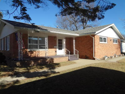 Boone Single Family Home For Sale: 1212 Marshall Street
