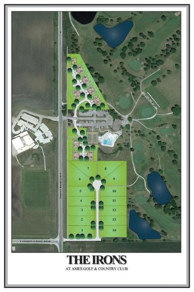 Ames Residential Lots & Land For Sale: 5214 Irons Court