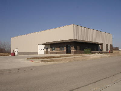 Story County Commercial For Sale: 1115 S Bell Avenue