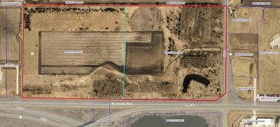 Ames Residential Lots & Land For Sale: X Ave And Lincoln Way