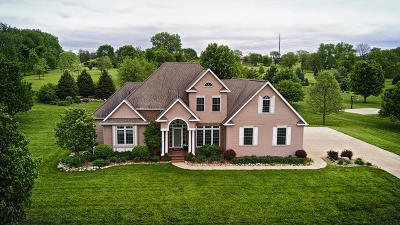 Story County Farm & Ranch For Sale: 2096 Quail Ridge Rd.