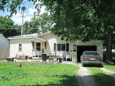 Boone Single Family Home For Sale: 1217 Garst Avenue