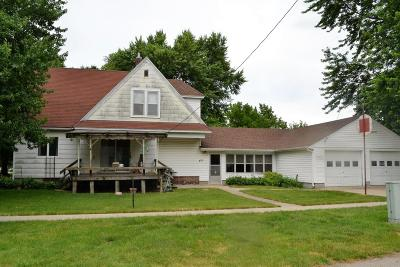 Ogden Single Family Home For Sale: 401 E Oak Street