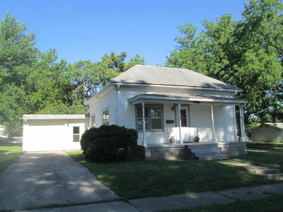 Boone Single Family Home For Sale: 1527 Tama Street