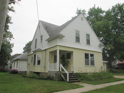 Ogden Single Family Home For Sale: 120 S 1st Street