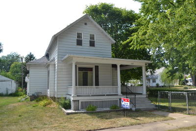 Boone Single Family Home For Sale: 1527 Marshall Street