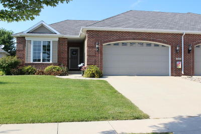 Story County Condo/Townhouse For Sale: 3005 Burnham Drive