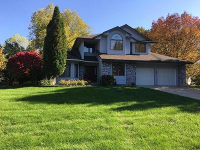 Boone County Single Family Home For Sale: 366 332nd Place