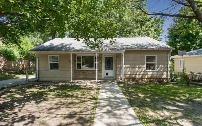 Ames Single Family Home For Sale: 1512 Carroll Avenue