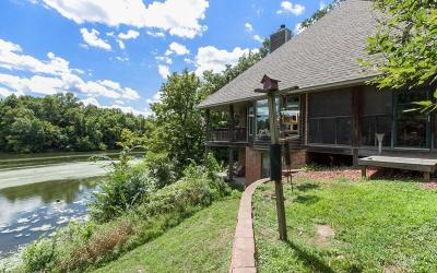 Story County Single Family Home For Sale: 870 Lake Shore Drive