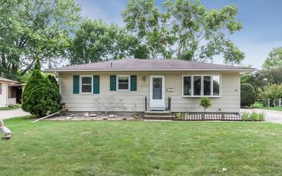 Ames Single Family Home For Sale: 2303 Melrose Avenue