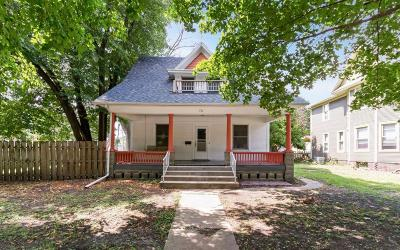 Ames Single Family Home For Sale: 711 Kellogg Avenue