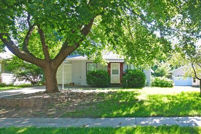 Ames Single Family Home For Sale: 1612 Clark Avenue