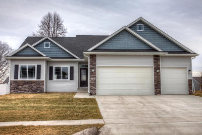 Ames Single Family Home For Sale: 3727 Coy Street