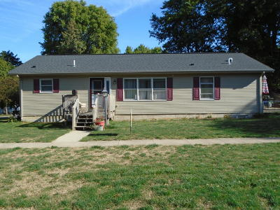 Boone IA Single Family Home For Sale: $168,900