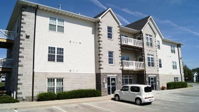 Story County Condo/Townhouse For Sale: 4510 Twain Circle #202